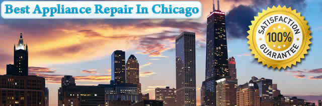 Schedule your appliance service appointment in Chicago, IL 60602 today.